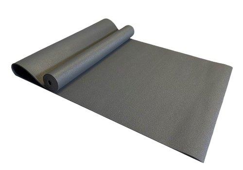 Yoga mat grijs 180 x 60 x 0,4cm