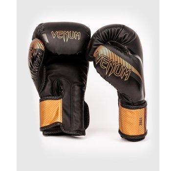 Venum Impact bokshandschoenen - zwart/ Bronze