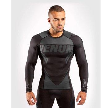 Venum ONE FC2 Rashguard  zwart / zwart