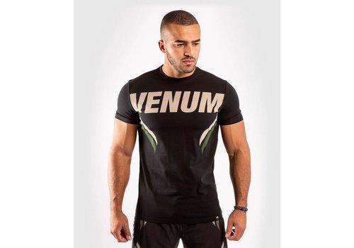 Venum ONE FC2 T-Shirt - zwart/ Khaki