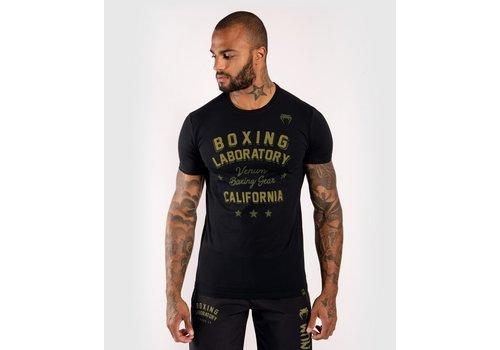 Venum Boxing Lab T-shirt - zwart/khaki