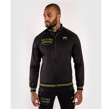 Venum Boxing Lab trainingsjas - zwart/khaki