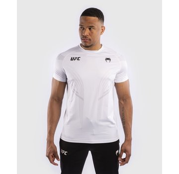 Venum UFC Fight Night Pro Line Dry Tech Shirt - wit