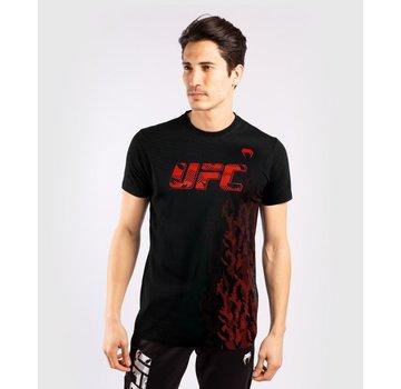 Venum UFC Fight Week T-shirt - zwart