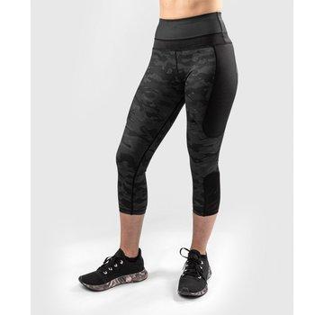 Venum dames Defender legging Crops zwart