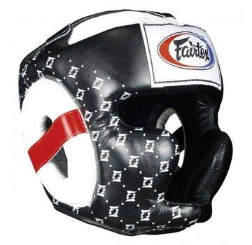 Fairtex HG10 Super Sparring Headguard black