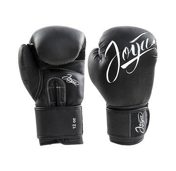 Joya Dames Handschoen - Zwart - Kunstleer