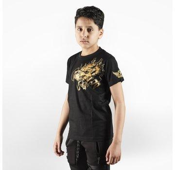Joya T-Shirt Gouden Draak