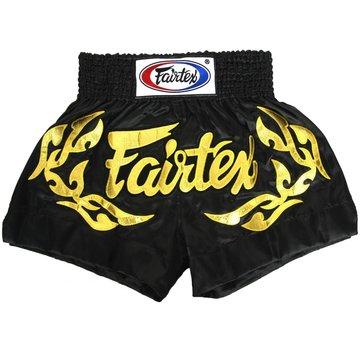 Fairtex Thai Shorts zwart BS0646