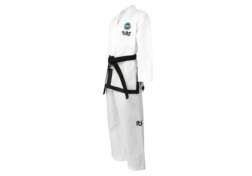 Fuji Mae ITF Approved Boo Sabum Taekwon-Do pak / dobok Diamond stof