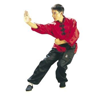 Fuji Mae Rood Zwart Kung Fu pak
