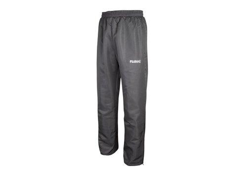 Fuji Mae Polyester trainingsbroek, zwart - S