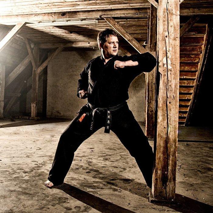 Kempo-Kenpo karate
