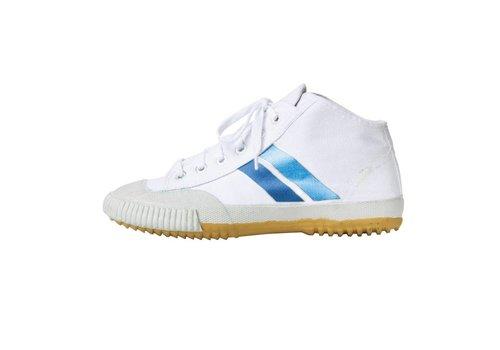 Fuji Mae Hoge witte Kung Fu Schoenen