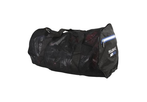 Fuji Mae Mesh Sporttas zwart 65 x 38 cm