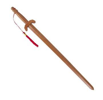 Fuji Mae Chinees houten Tai Chi zwaard 94 Cm