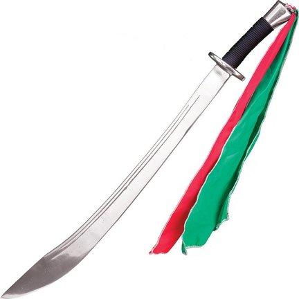 Kung Fu Wapens, stokken, zwaarden, speren, messen