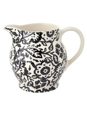 Emma Bridgewater 0.5 pt Jug Black Wallpaper