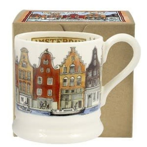 Emma Bridgewater 0.5 pt Mug Amsterdam