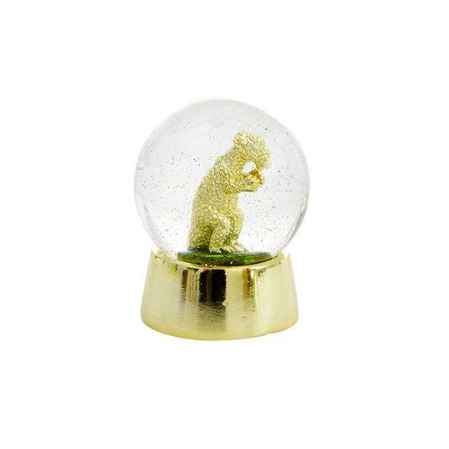 Rice Sneeuwbol Dino goud