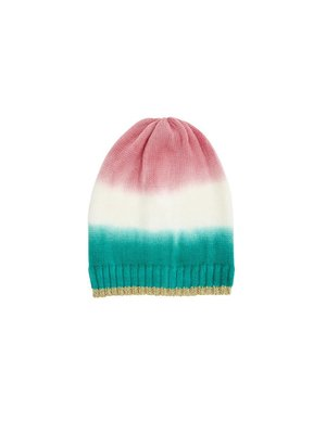 Rice Beanie in Ombre colors - Green