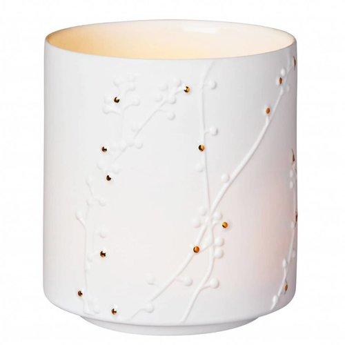 Räder Lichtje Porcelain Dream Tak goud