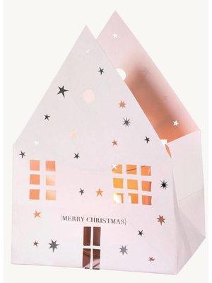 Räder Kaart LightHouse Merry Christmas
