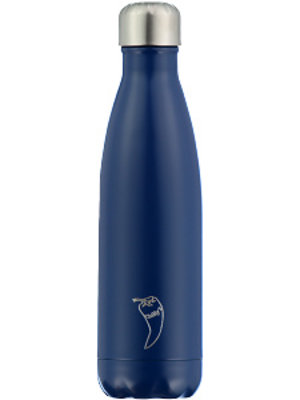 Chilly's Bottle Chilly's Bottle 500ml Blue Matte