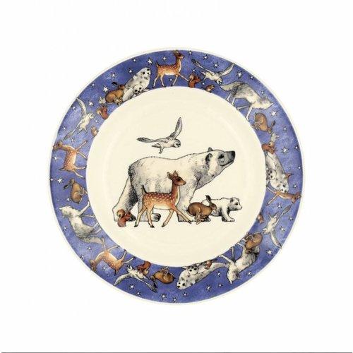Emma Bridgewater 8.5 Plate Winter Animals