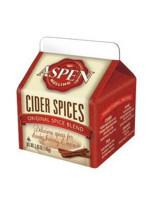 Aspen Mulling Aspen Mulling Cider Spices