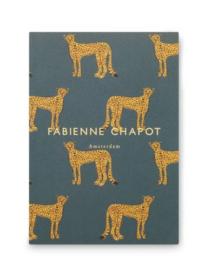 Fabienne Chapot Notebook A5 Cheetah