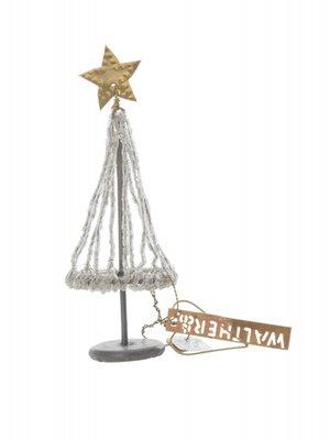 Walther & Co Christmas Tree 24038-01