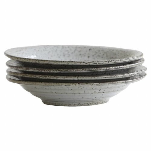 House Doctor Soup Plate Rustic