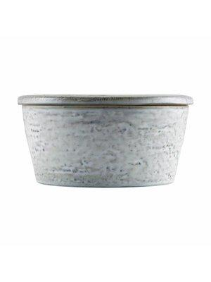 House Doctor Storage Jar w. Lid Rustic L