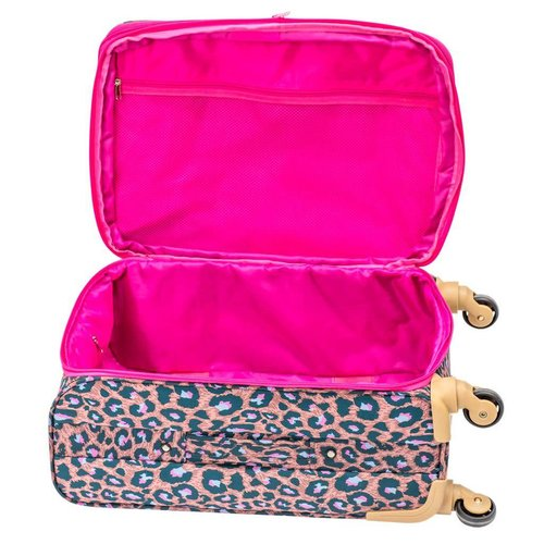 Rice Koffer - Trolley Leopard