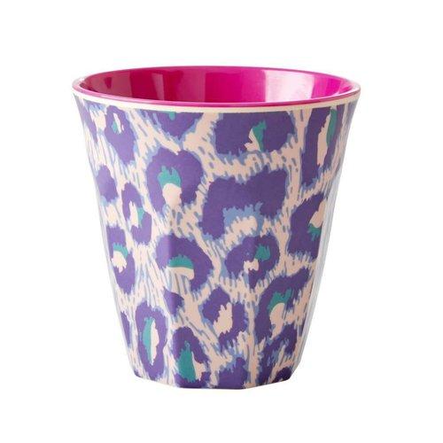 Rice Mel Cup Leopard