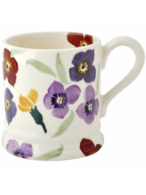 Emma Bridgewater 0.5 pt Mug Wallflower