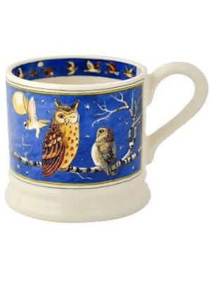 Emma Bridgewater Small Mug Owls