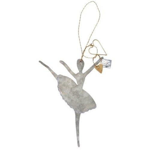 Walther & Co Ballet danseres / Ballet Dancer zinc