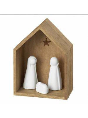 Räder Kerst stalletje / Nativity set / Kribbe