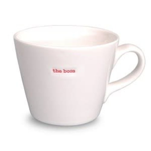 Keith Brymer Jones Bucket Mug the Boss