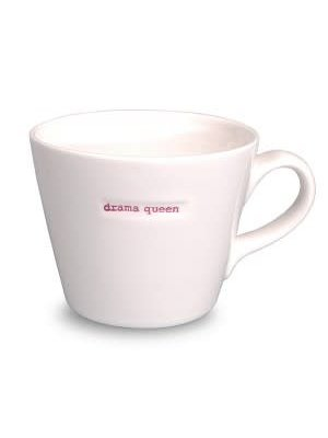 Keith Brymer Jones Bucket Mug Drama Queen
