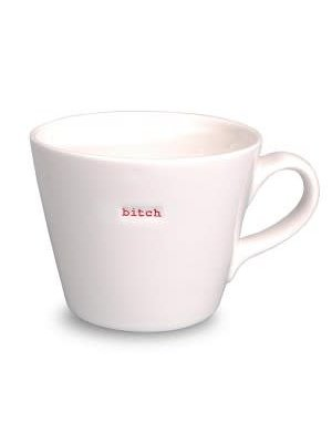 Keith Brymer Jones Bucket Mug Bitch