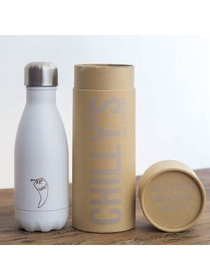 Chilly's Bottle Chilly's Bottle 260ml White Matte