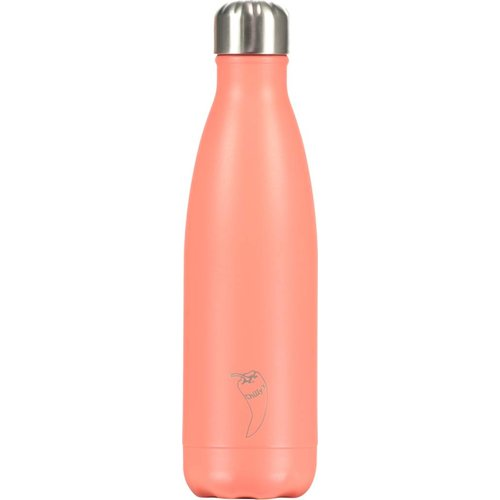 Chilly's Bottle Chilly's Bottle 500ml Pastel Coral