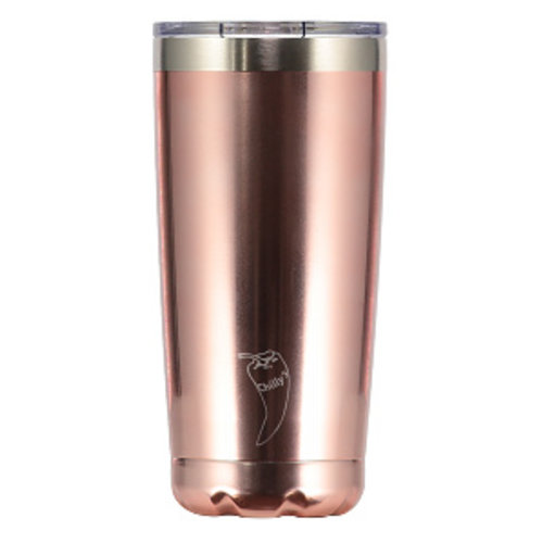 Chilly's Bottle Chilly's Tumbler 500ml Rose Goud