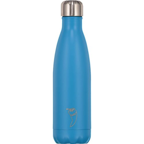 Chilly's Bottle Chilly's Bottle 500ml Neon Blue