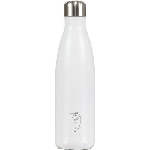 Chilly's Bottle Chilly's Bottle 500ml White Matte