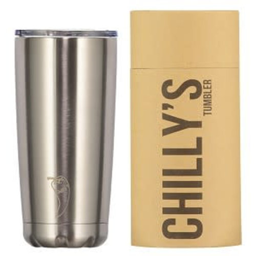 Chilly's Bottle Chilly's Tumbler 500ml Stainless Steel