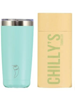 Chilly's Bottle Chilly's Tumbler 500ml Pastel Green